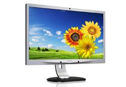 philips presenta un nuevo monitor con cmara integrada