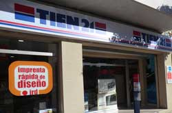 tien 21 abre una nueva tienda en alicante
