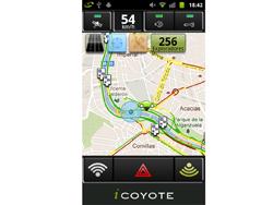 coyote systems presenta su aplicacin icoyote 45 en apple store