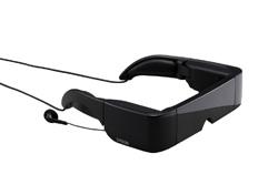 epson presenta las gafas multimedia de visin transparente