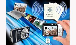 toshiba crea flashair la primera tarjeta sdhc con wifi integrado