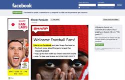 el proyecto fanlabs de sharp ahora en facebook