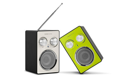 vuelve el estilo retro a las radios de energy sistem