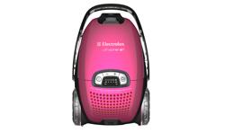 electrolux lanza una edicin limitada de su clsico aspirador ultraone en rosa