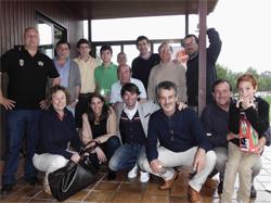 fase asturiana del circuito de golf cenor