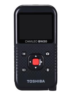 nueva videocmara full hd deportiva sumergible de toshiba