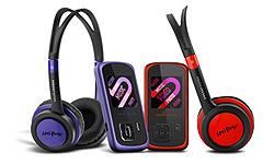 energy sistem presenta dos nuevos mp4 con auriculares dj
