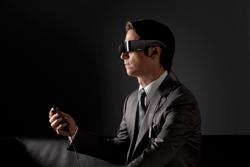 prueba las epson moverio bt100 en el mobile world congress