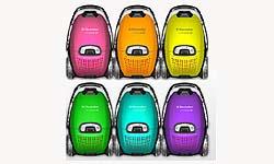 los consumidores elegirn el color del nuevo aspirador ultraone de electrolux