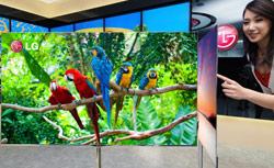 la mitad de los nuevos televisores de lg sern 3d e inteligentes