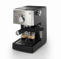 philips saeco lanza sus nuevas mquinas de caf manuales