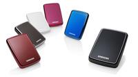 samsung presenta los discos duros externos usb 30