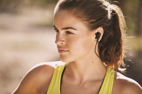 los auriculares jabra sport pulse monitorizan tu ritmo cardiaco