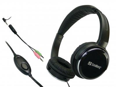auriculares sandberg calidad de sonido