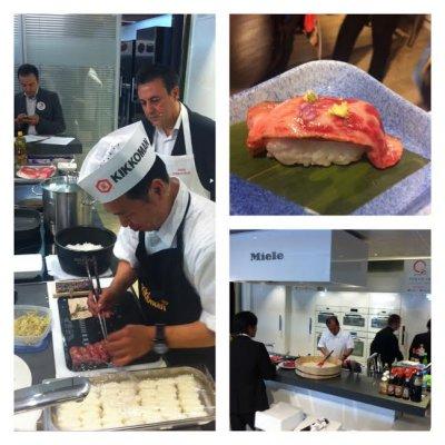 la autntica carne wagyu de japn llega a espaa de la mano del miele center madrid