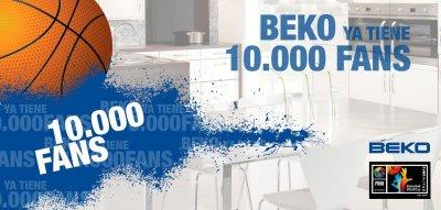 beko alcanza los 10000 fans en espaa en su canal de facebook