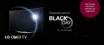 lg black day la promocin especial de la firma para el da del eclipse
