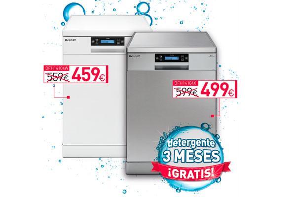 brandt lanza dos promociones especiales en lavadoras y lavavajillasnbsp