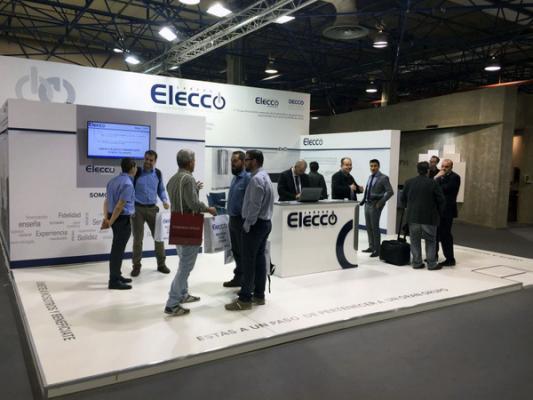 cadena elecco muestra su proyecto especialista en espacio cocina