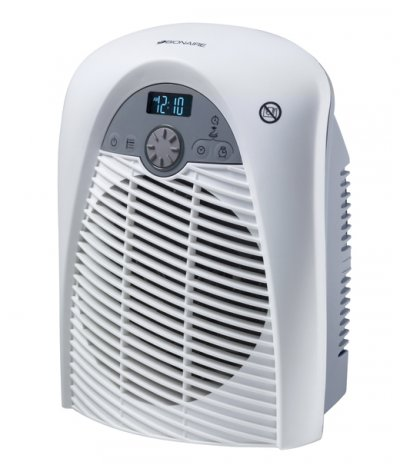 Banos Portatiles Para Casas.Calefactor Portatil Bfh001x De Bionaire Ideal Para
