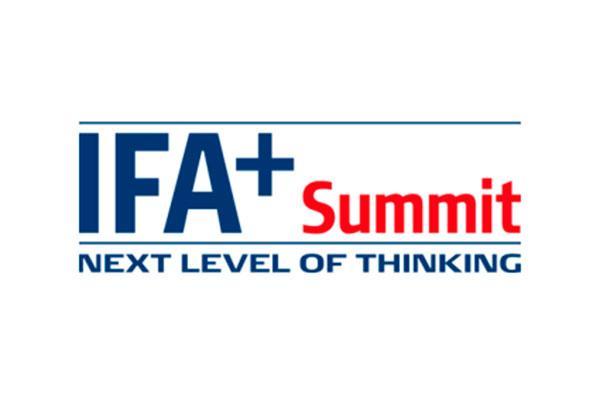 la conferencia ifa  summit 2015 tendra lugar el 7 y 8 de septiembre en berlin