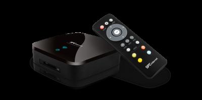 spc convierte un televisor plano en un smart tv