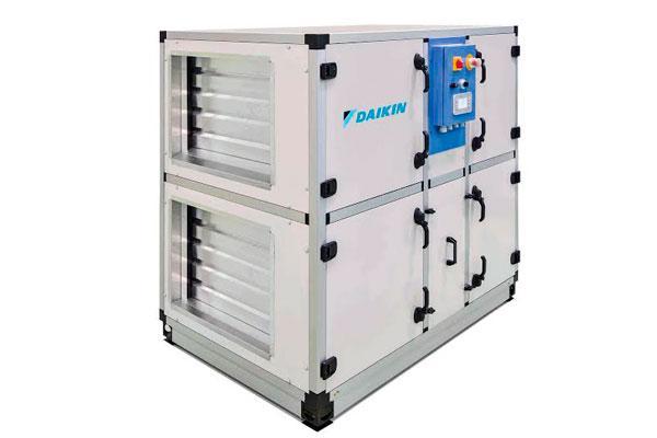 daikin presenta su unidad de tratamiento de aire maacutes silenciosa compacta y eficiente