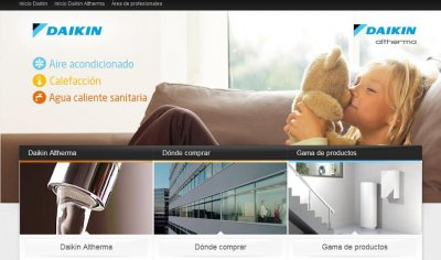 daikin renueva su portal online de calefaccin