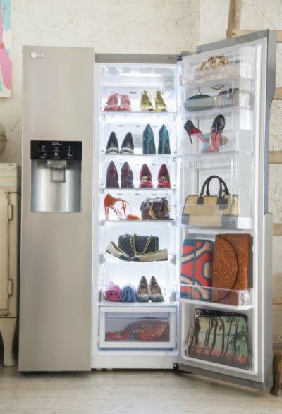 Los dise os de los frigor ficos lg encajan en cualquier tipo de ambiente - Frigorificos de diseno ...