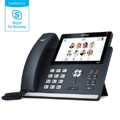 spc distribuiraacute en espantildea los terminales ip para skype for business