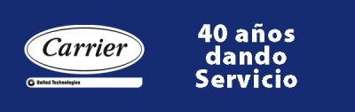 la divisin de servicio  de carrier celebra su 40 aniversario