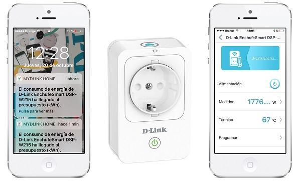 dlink apunta que la domoacutetica permite ahorrar en el consumo energeacutetico
