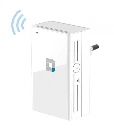dlink presenta el dap1520 su primer repetidor con tecnologa wifi ac 750 mbps y doble banda 245 ghz