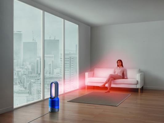 dyson pure hotcool link el calefactorventilador que purifica de forma inteligente
