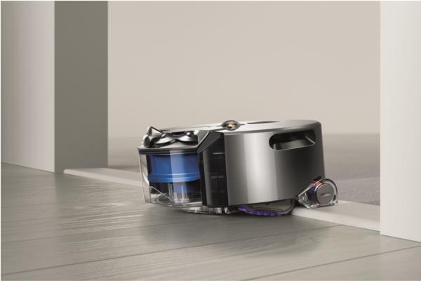 dyson revoluciona el mercado de los robots aspiradores con el dyson 360 eye