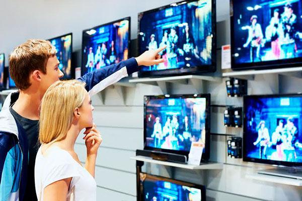 los electrodomesticos impulsan las ventas de bienes tecnologicos
