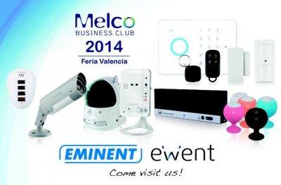 eminentewent participa en melco 2014