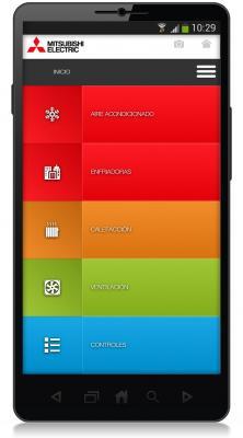 me engineer la app de mitsubishi electric que ofrece apoyo teacutecnico a los profesionales