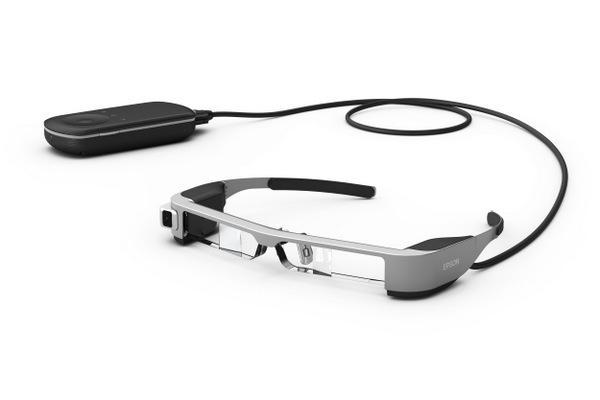 epson presenta las moverio bt300 su uacuteltimo modelo de smartglasses