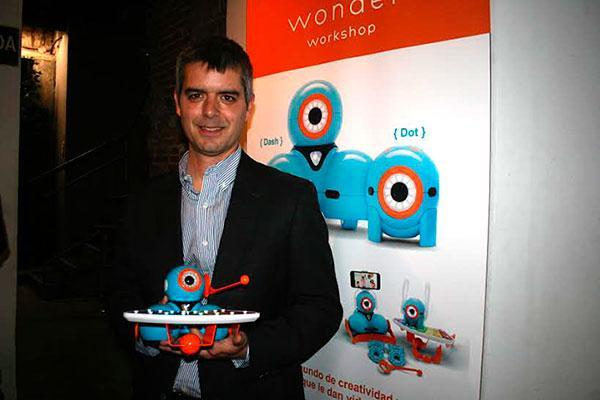 espaa es el primer pas de europa donde se pueden comprar los robots educativos dash  dot