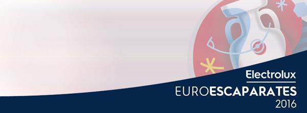 eurocopa de escaparates con electrolux