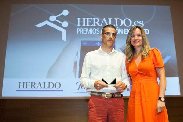 euronics espantildea galardonado con el premio aragoacuten en la red a la mejor web de ecommerce