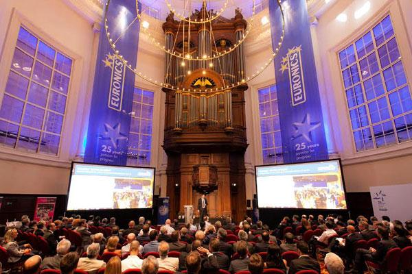 euronics internacional celebra su 25ordm aniversario con una sesioacuten estrateacutegica en aacutemsterdam