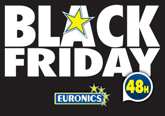 euronics lanza su black friday con grandes ofertas