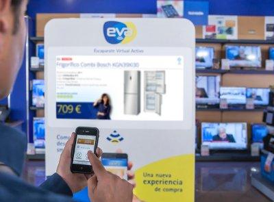 euronics lanza eva un nuevo concepto de compra experiencial