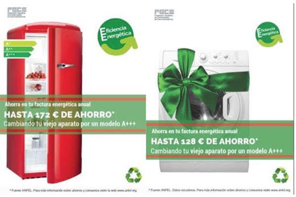 fece apoya la promocioacuten de la eficiencia energeacutetica en el comercio de electrodomeacutesticos