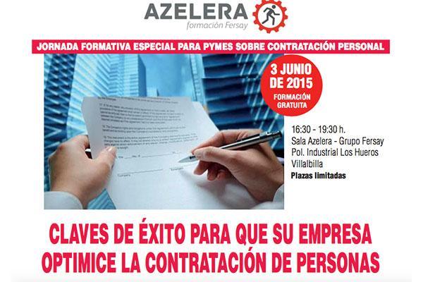 fersay organiza una jornada formativa gratuita dedicada a la contratacion