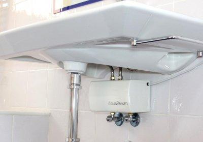 fersay presenta el sistema de ahorro de agua y gas aquareturn