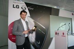 lg g flex el primer smartphone realmente curvo