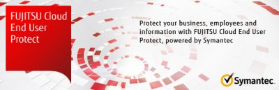 fujitsu lanza una solucin en la nube de seguridad para mensajera basada en la tecnologa de symantec